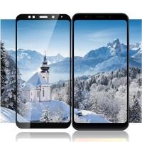 Terlaris Pelindung Layar Tempered Glass 2.5d Full Cover untuk Xiaomi