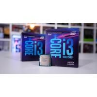 Processor Intel Core i3-8100 3.60Ghz BOX ORI
