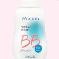 BB Powder Wardah perfect bright