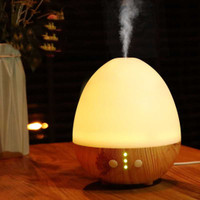 Air Humidifier Ultrasonic Lampu Led /difuser /Aromatherapy Egg Timer