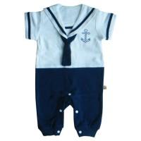baju bayi laki laki 3 bulan jumper sailor PLEU