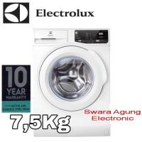 Mesin Cuci Front Loading 7,5Kg Electrolux Type:EWF7555EQWA(Medan Only)