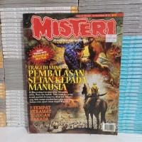 MAJALAH MISTERI - 04 November 2015
