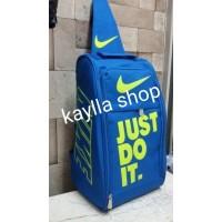 Termurah Tas Sepatu Futsal / Bola Nike Justdoit