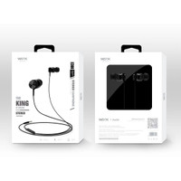 Earphone Handsfree WEX E308 HD SOUND BASS Stereo 3.5MM WIRED HEADSET