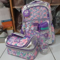Smiggle spesial silver edition SET