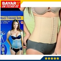 Waist Trimmer Slim Belt Korset Slimming Perut BODY SLIMMING