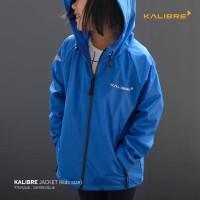 Jaket Anak Anti Air Kalibre Edge Kids Waterproof Jacket 970192400