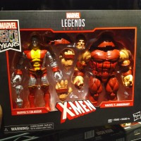 Marvel Legends Two Pack 80th Colossus & Juggernaut