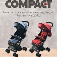 Stroller Pliko Compact 301 Kereta Bayi