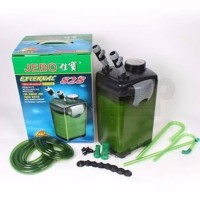 JEBO 828 External Canister Filter Aquarium / akuarium air laut & tawar