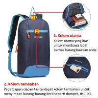 Discover Tas Ransel Backpack Sport Day Pack Tas Pria Tas Wanita BCH