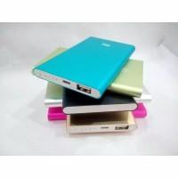 Powerbank Xiaomi mi Slim 99000mAh PB Besi 99000 mah Stainless Tipis