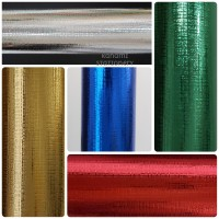Kertas Kado Natal Christmas Colour Bling-Bling Papers.