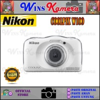 Nikon Coolpix W100 Digital Compact Camera Garansi Resmi Alta Nikindo