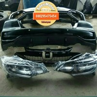 Paket Upgrade Rubah Honda jazz 2018 2019 Part original