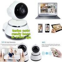 New murah Smart Camera Wifi V380 HD 720P Wireless Mini IP CCTV Phone