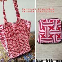 Shopping Bag Lipat Batik