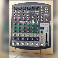 Mixer Audio Soundcaft EFX8/4UBS 4ch