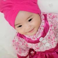 Paling Murah Baju Pesta Anak Bayi Muslim Perempuan 6Bln-1Thn Blooming