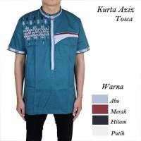 Baju Koko Kurta Tosca 5 Pilihan Warna