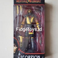 McFarlane Toys Mortal Kombat Scorpion Action Figure - Hot 2019