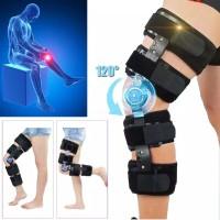 T-Scope ROM Stabilizer Knee Brace Adjustable Hinged Leg Universal Supp