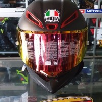 HELM AGV PISTA GPRR SPECIALLE LIMITED EDITION