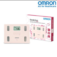 Karada Scan Body Fat Composition Omron HBF212 Timbangan Berat Badan