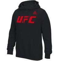 PROMO Jaket Hoodie Sweater Jumper REEBOK KECiL + UFC BESAR 1 WARNA MMA