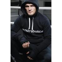 PROMO Jaket Hoodie Jumper Sweater NUTRABOLiCS KHABiB MMA UFC polos
