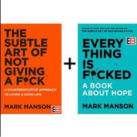 Audiobook - Mark Manson 2 Book Set