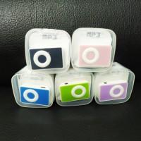 Mp3 Mini Music Player Jepit Slot Memory Micro