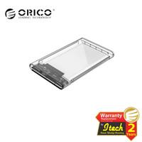 "ORICO External Hardisk SSD Case Portable 2139U3 2.5"" USB 3.0 Enclosur"