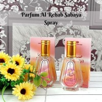 Parfum Minyak Wangi Original Al Rehab Sabaya Spray 50 ML