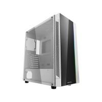 DEEPCOOL MATREXX 55 ADD-RGB WHITE ATX Mid Tempered Glass Gaming Case