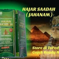 Hajar sa' dah ( jahanam) Original bukan urat madu