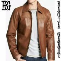 Jaket kulit pria / model Mondy AJ