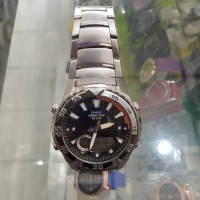Jam tangan bekas Casio Marine gear 100m