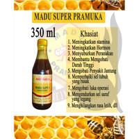 MADU SUPER PRAMUKA 350ml