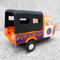 Mainan Bemo Antik - Miniatur Becak Motor Edukasi - Anak Edukatif