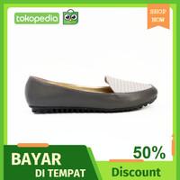 Flat Flat Shoes Wanita Murah Gratica Model Terbaru Pesta Resmi - Abu-abu, 37