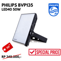 PHILIPS BVP135 50W LED40 FloodLight - Lampu Sorot Outdoor