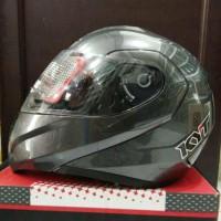 PROMO helm full face modular KYT RRX series