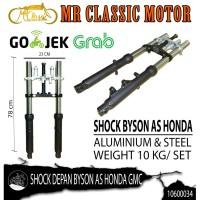Shock Depan Byson As Honda GMC