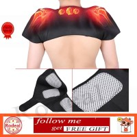 Shoulder Heat Therapy Pad Brace Support Protector Strap Self Heating P