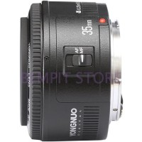 Lensa Fix Super Product Yongnuo YN 35mm f2 for Canon