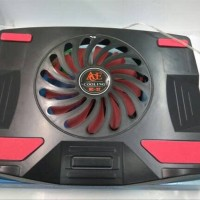 ACE COOLING NOTEBOOK COOLER KIPAS LAPTOP 15 INCHI SINGLE BIG FAN