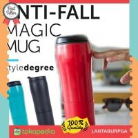 Terlaris Mighty Mug Tumbler Botol Minum Termos Anti Tumpah Senggol