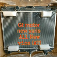 Radiator Assy All New Yaris 2013-Up & All New Vios 2013-Up aneka